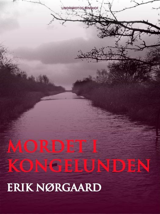 Image of   Mordet i Kongelunden (Bog)