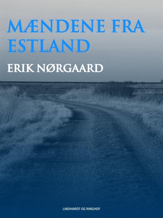 Image of   Mændene fra Estland (Bog)