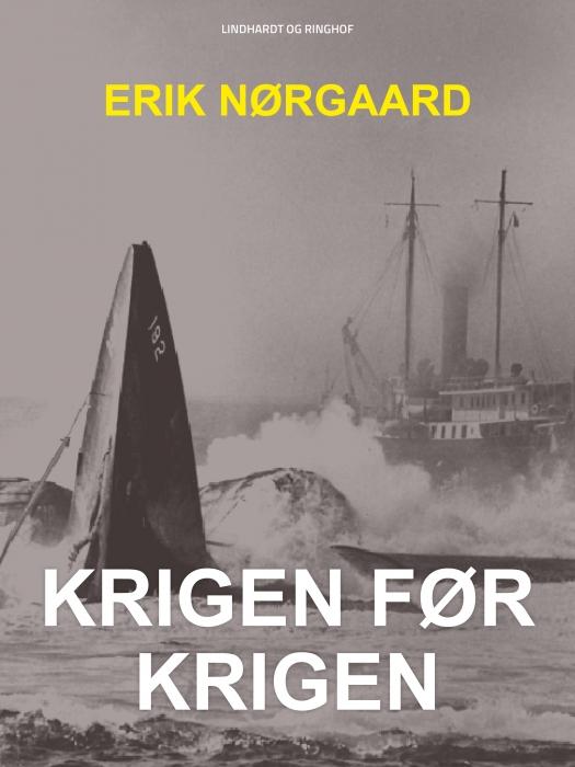 Image of   Krigen før krigen (Bog)