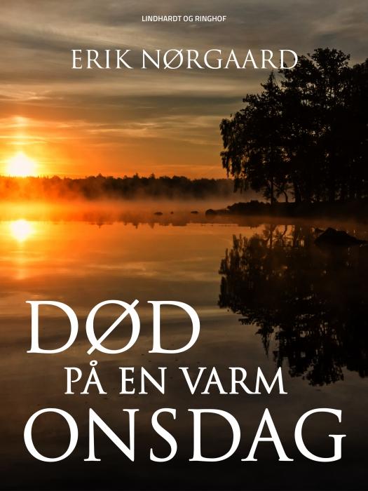 Image of   Død på en varm onsdag (Bog)