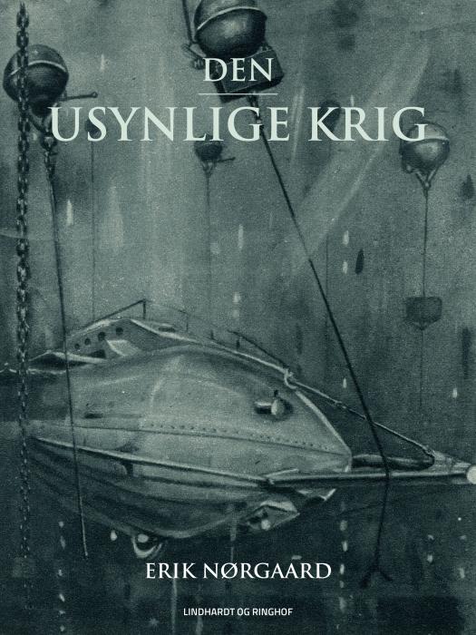 Image of   Den usynlige krig (Bog)