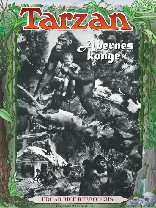 Tarzan - Abernes konge (Bog)