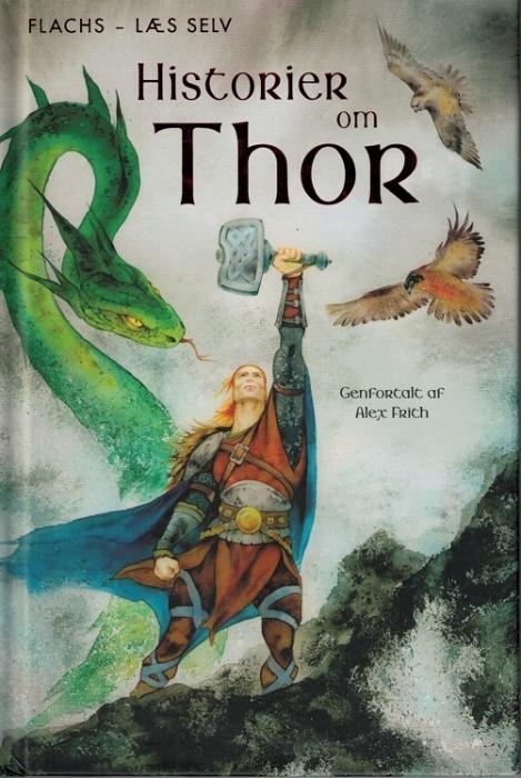 Image of Historier om Thor (E-bog)