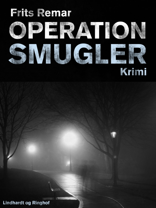 Image of   Operation Smugler (E-bog)