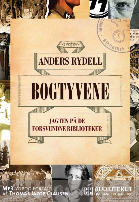 Image of Bogtyvene (Lydbog)