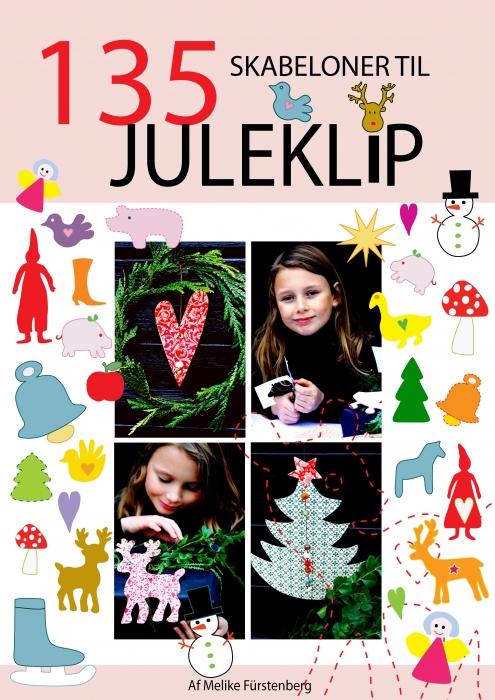 Image of   135 Skabeloner til juleklip (E-bog)