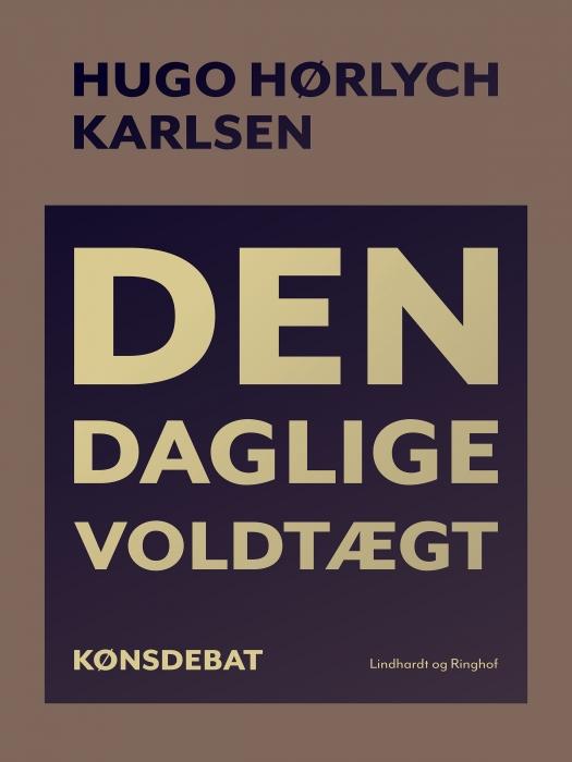 Image of   Den daglige voldtægt (E-bog)