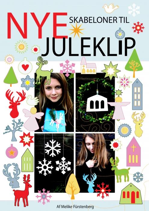 Image of   Nye skabeloner til juleklip (E-bog)