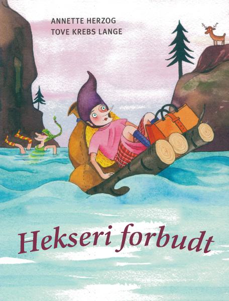 Image of Hekseri forbudt! (Lydbog)