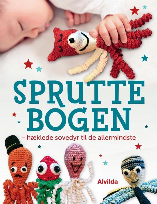 Image of   Spruttebogen - hæklede sovedyr til de allermindste (E-bog)
