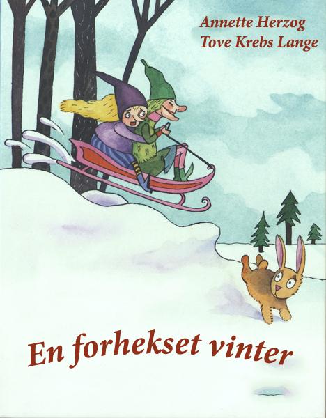 En forhekset vinter (Lydbog)