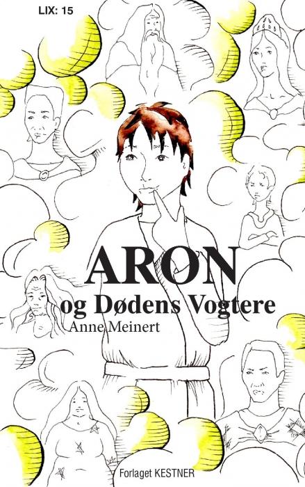 Image of Aron og Dødens Vogtere (Bog)