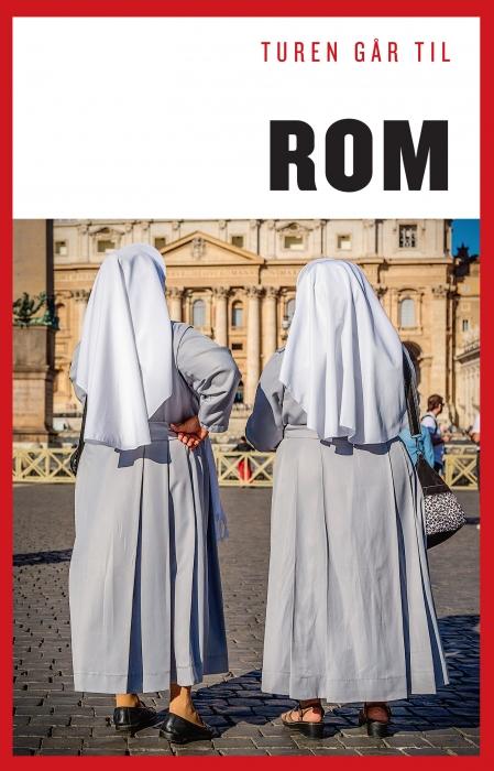 Image of Turen går til Rom (Bog)
