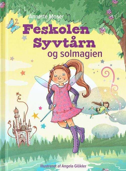 Image of Feskolen Syvtårn og solmagien (Bog)