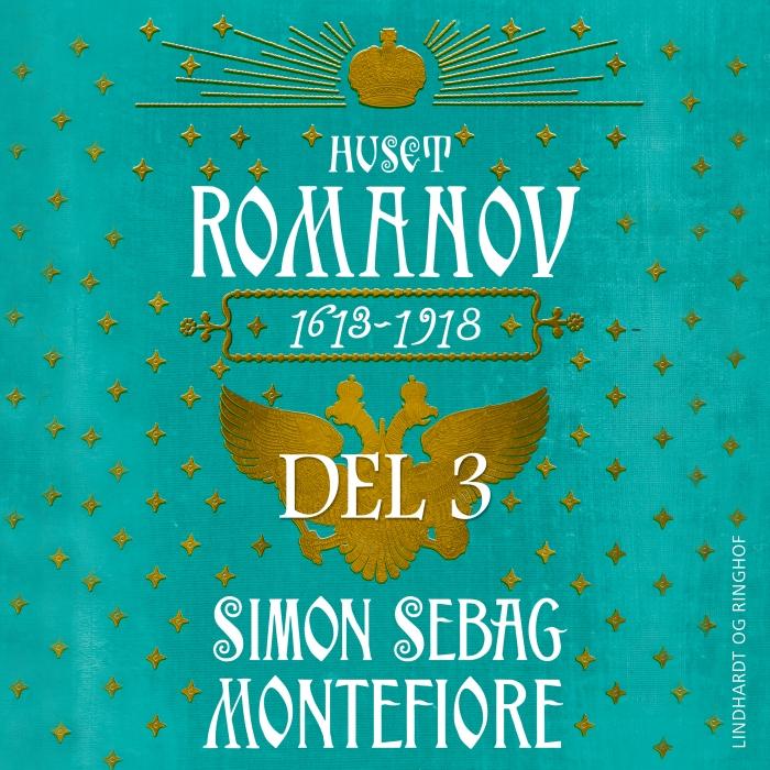 Huset Romanov - del 3 (Lydbog)