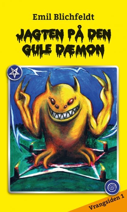 Vrangsiden #1: Jagten på den gule dæmon (E-bog)