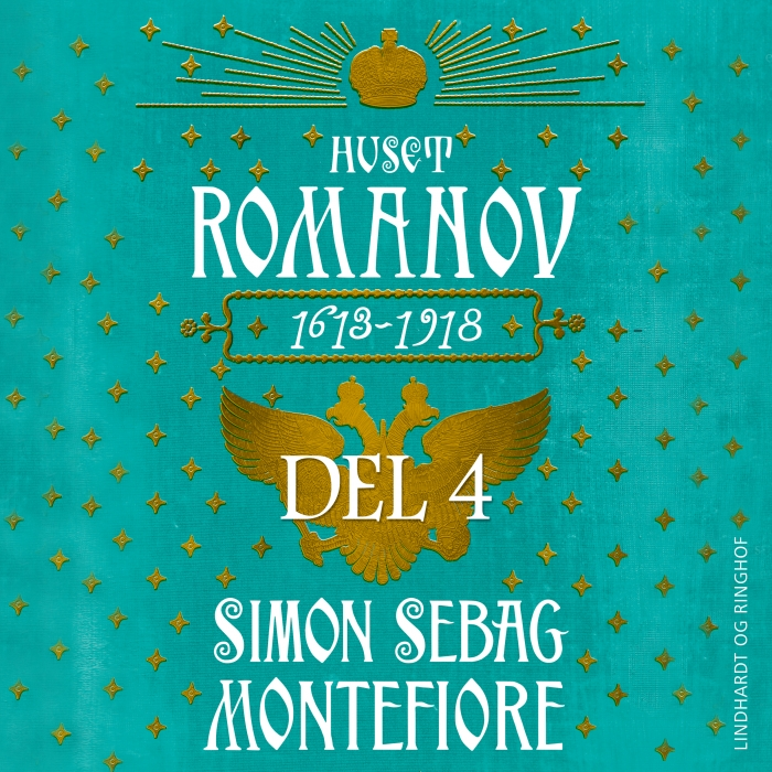 Huset Romanov - del 4 (Lydbog)