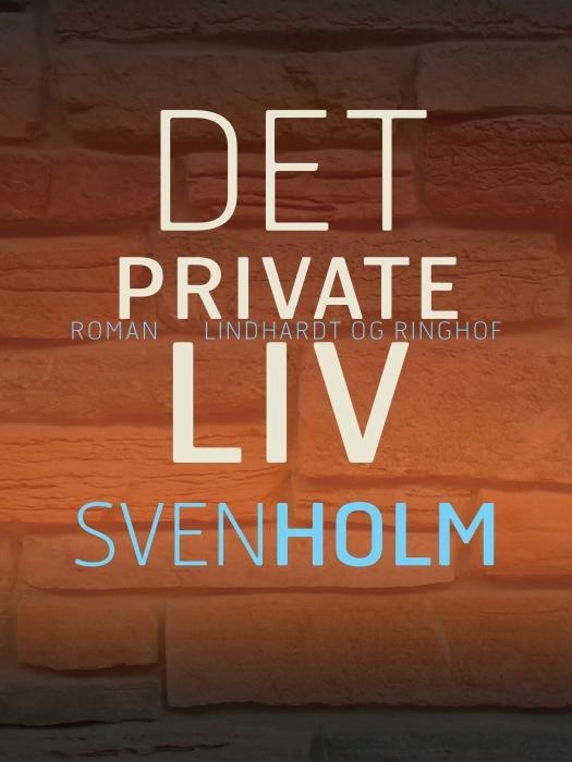 Det private liv (Bog)