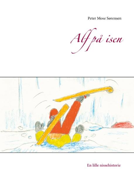 Image of   Alf på isen (Bog)
