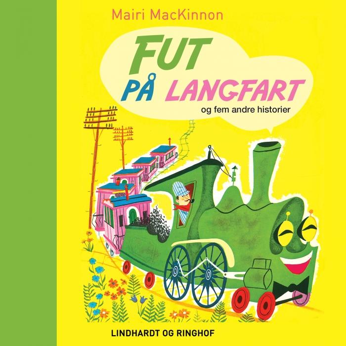 Image of Fut på langfart (Lydbog)