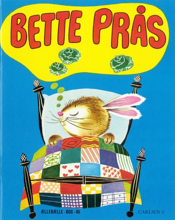 Image of Bette prås (Lydbog)