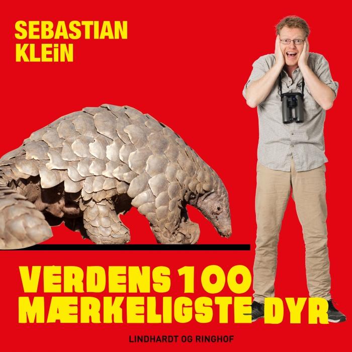 Image of   Verdens 100 mærkeligste dyr, Skældyret (Lydbog)