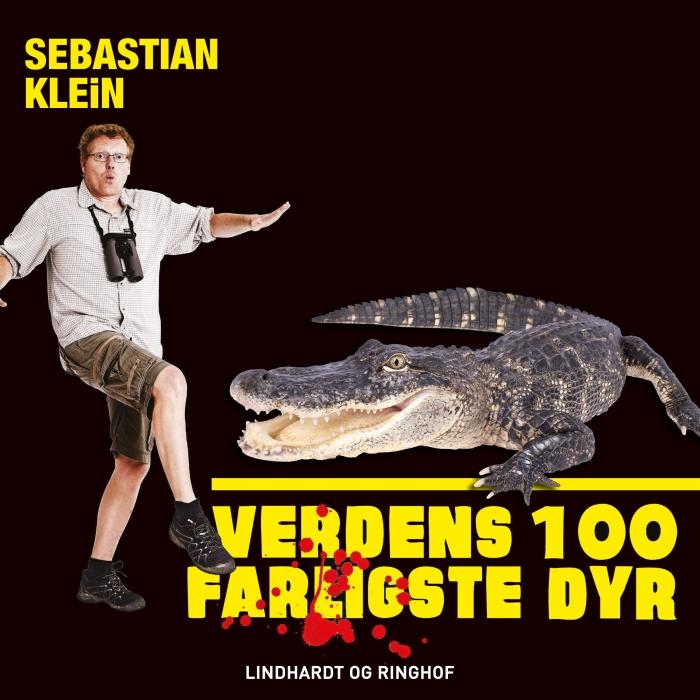 Verdens 100 farligste dyr, Alligatoren (Lydbog)