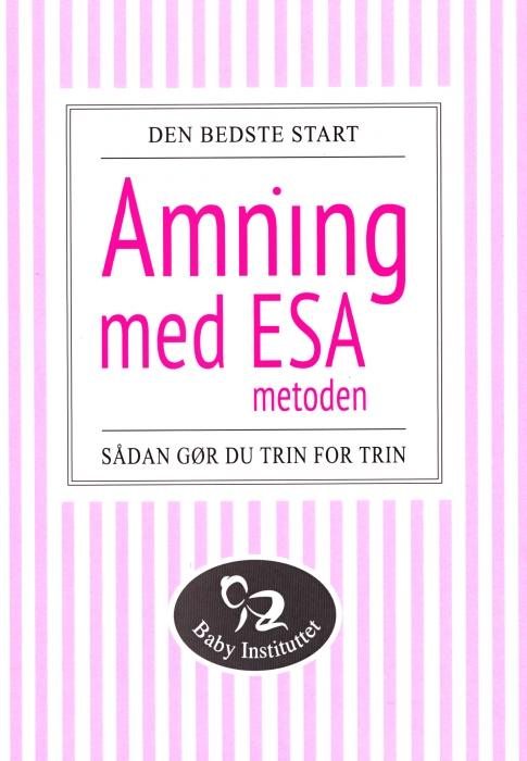 Image of   Amning med ESA-metoden (Bog)