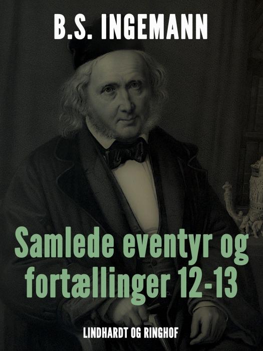 Image of Samlede eventyr og fortællinger 12-13 (E-bog)