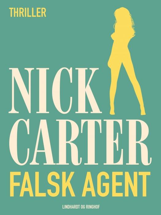 Falsk agent (E-bog)