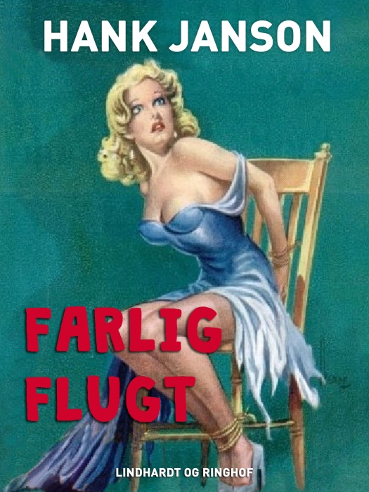 Farlig flugt (E-bog)