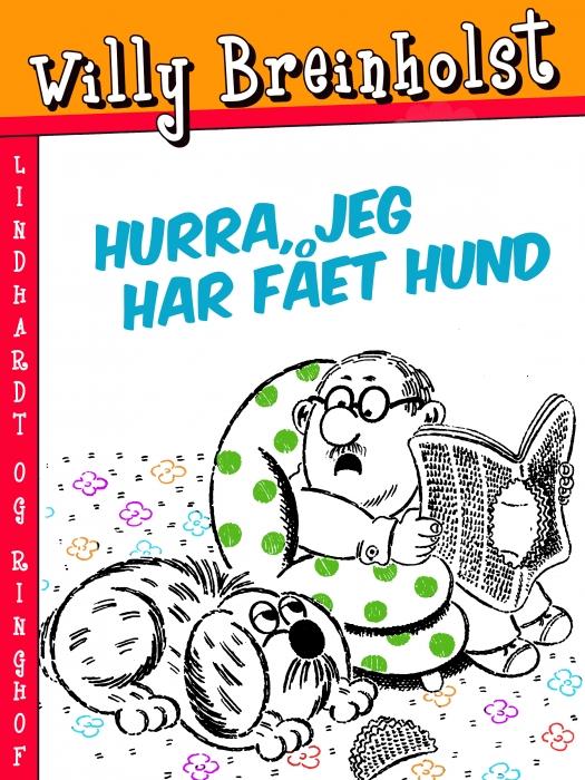 Image of   Hurra, jeg har fået hund (E-bog)