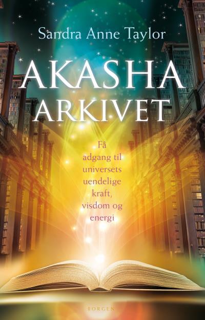 Image of   Akasha-arkivet (Lydbog)