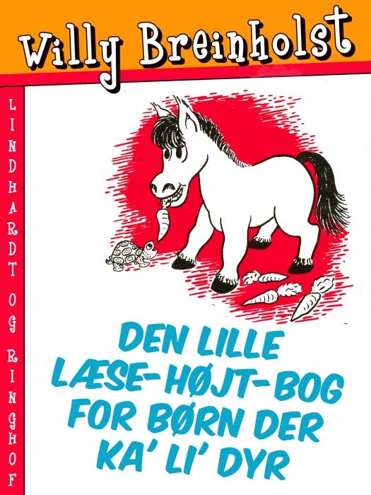 Den lille læse-højt-bog for børn der ka li dyr (E-bog)