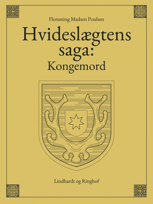Billede af Hvideslægtens saga: Kongemord (E-bog)
