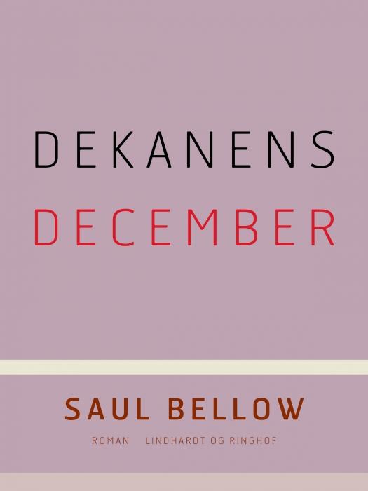 Dekanens december (Bog)
