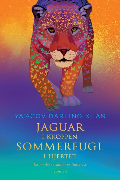 Jaguar i kroppen  -  sommerfugl i hjertet (Lydbog)