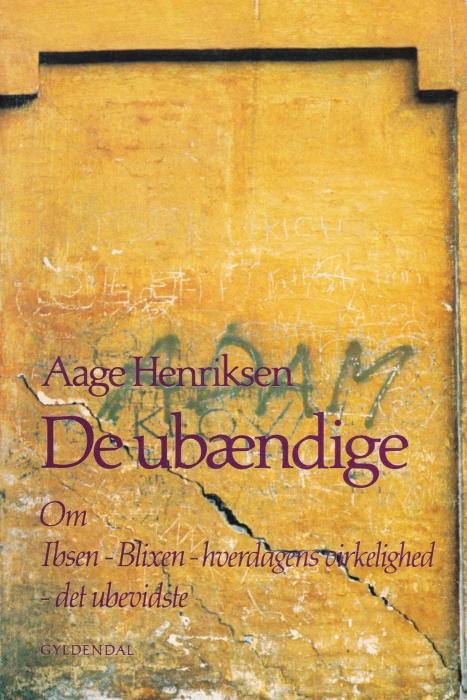 Image of De ubændige (E-bog)