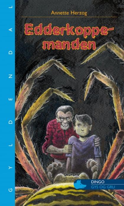 Image of Edderkoppe-manden (E-bog)