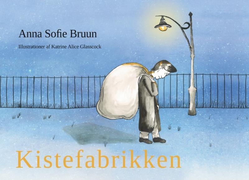 Image of Kistefabrikken (Bog)