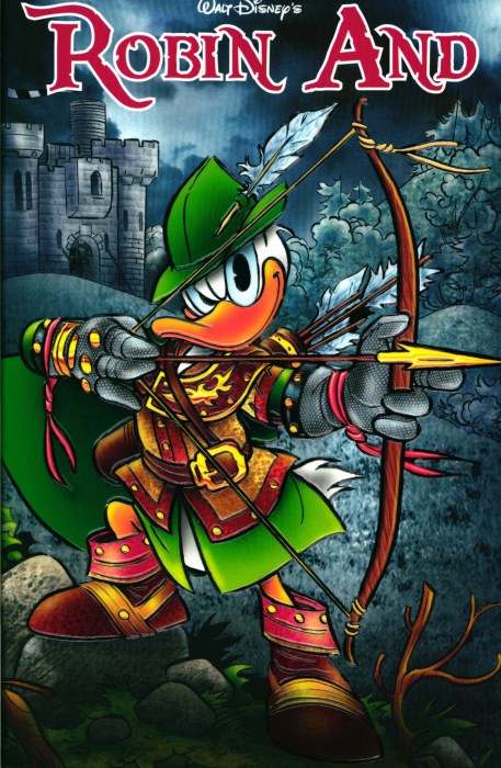 Jumbo Temabog 2, Robin And (Bog)
