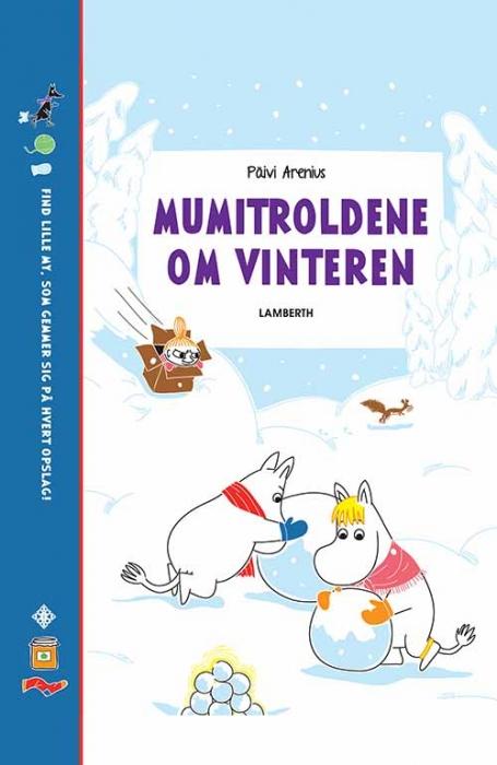 Mumitroldene om vinteren (E-bog)