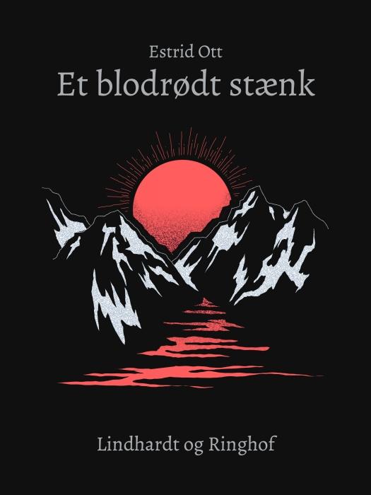 Image of   Et blodrødt stænk (Bog)