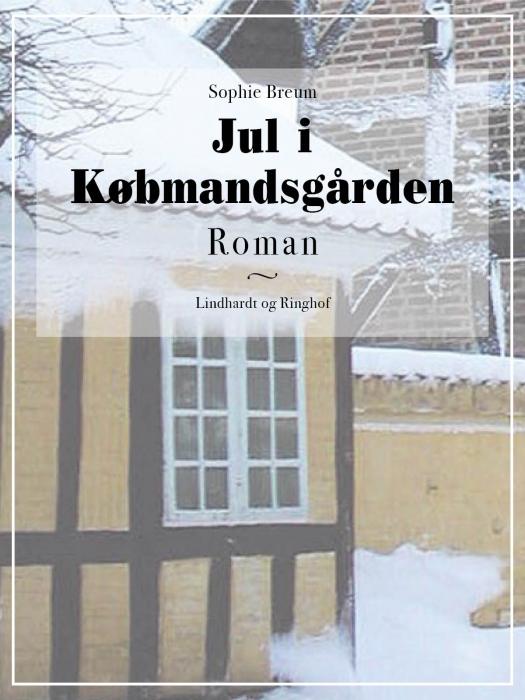 Jul i Købmandsgården (Bog)