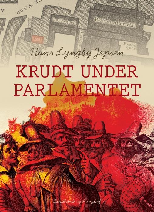 Image of   Krudt under parlamentet (Bog)