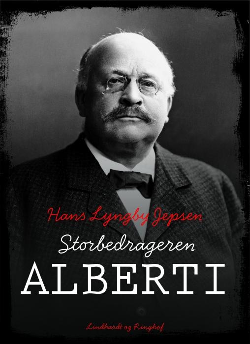 Image of   Storbedrageren Alberti (Bog)