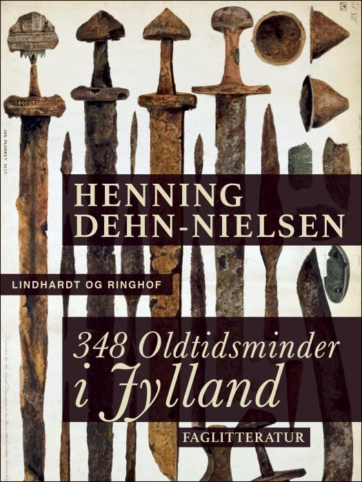 Image of   348 oldtidsminder i Jylland (Bog)