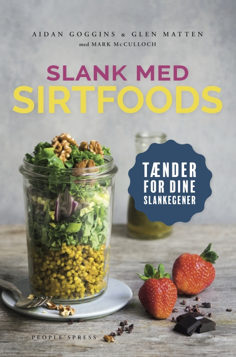 Slank med SIRT-foods (E-bog)