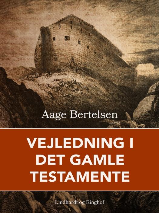 Image of Vejledning i Det gamle testamente (E-bog)