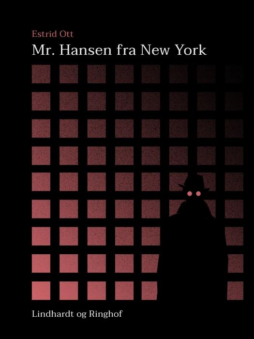 Image of   Mr. Hansen fra New York (E-bog)